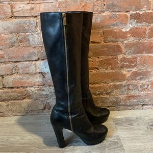 MICHAEL Michael Kors Knee-High Platform Boot